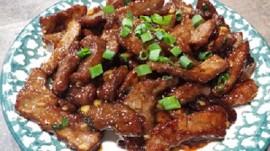 mongolian beef