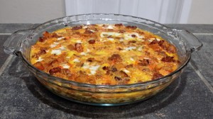 spanish chorizo tortilla